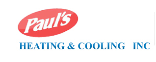 Paul's Heating & Cooling Inc
